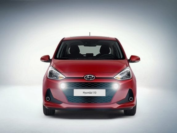 Afbeelding van Hyundai i10