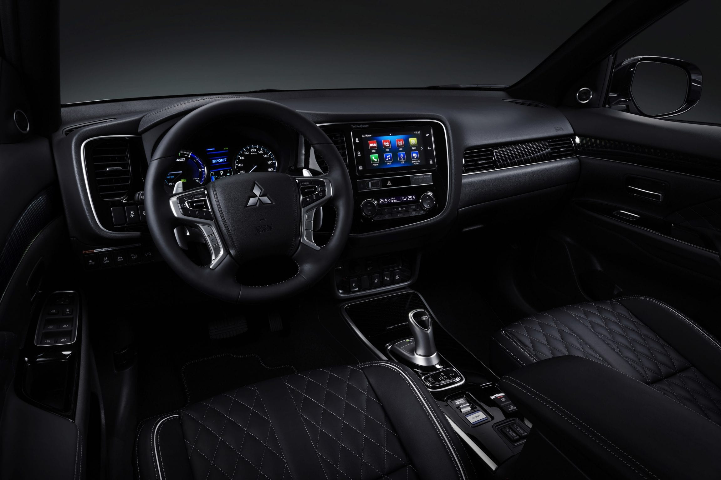 Mitsubishi Outlander PHEV MY20 Electric & More Deal