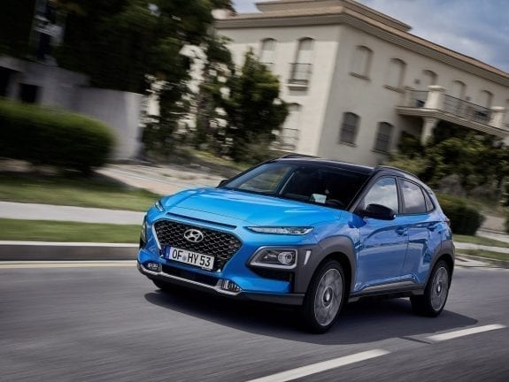 Afbeelding van Hyundai Kona HEV
