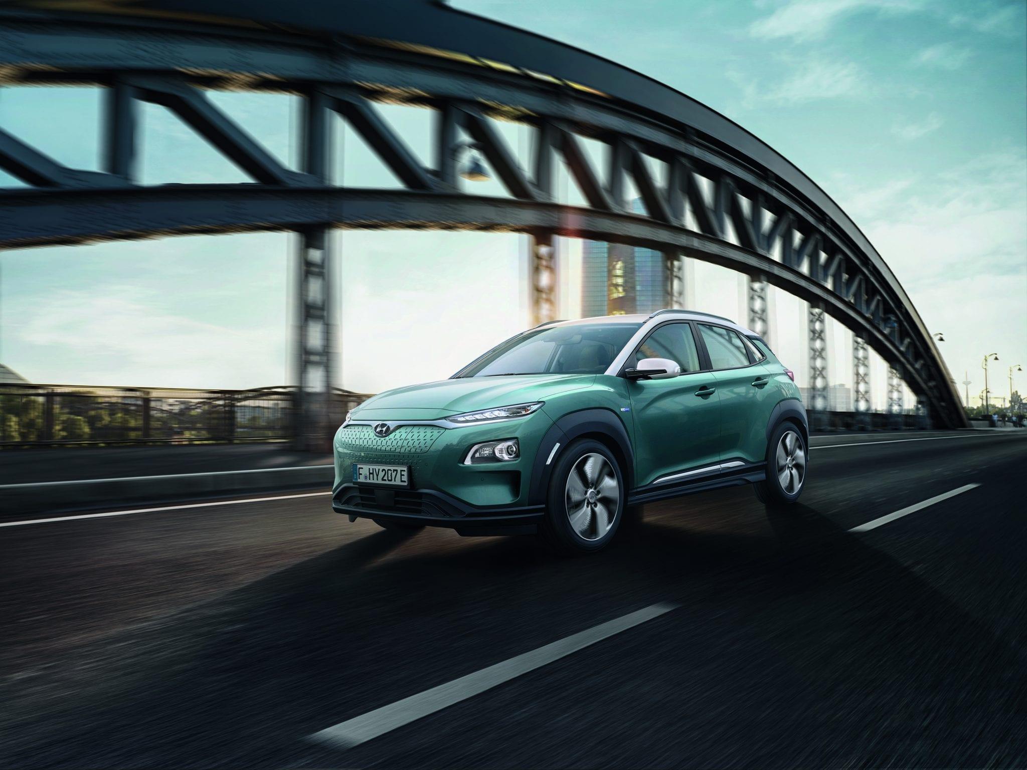 Hyundai Kona EV Limited Sky 64 kWh 8% Bijtelling