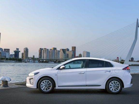 Afbeelding van Hyundai Ioniq EV