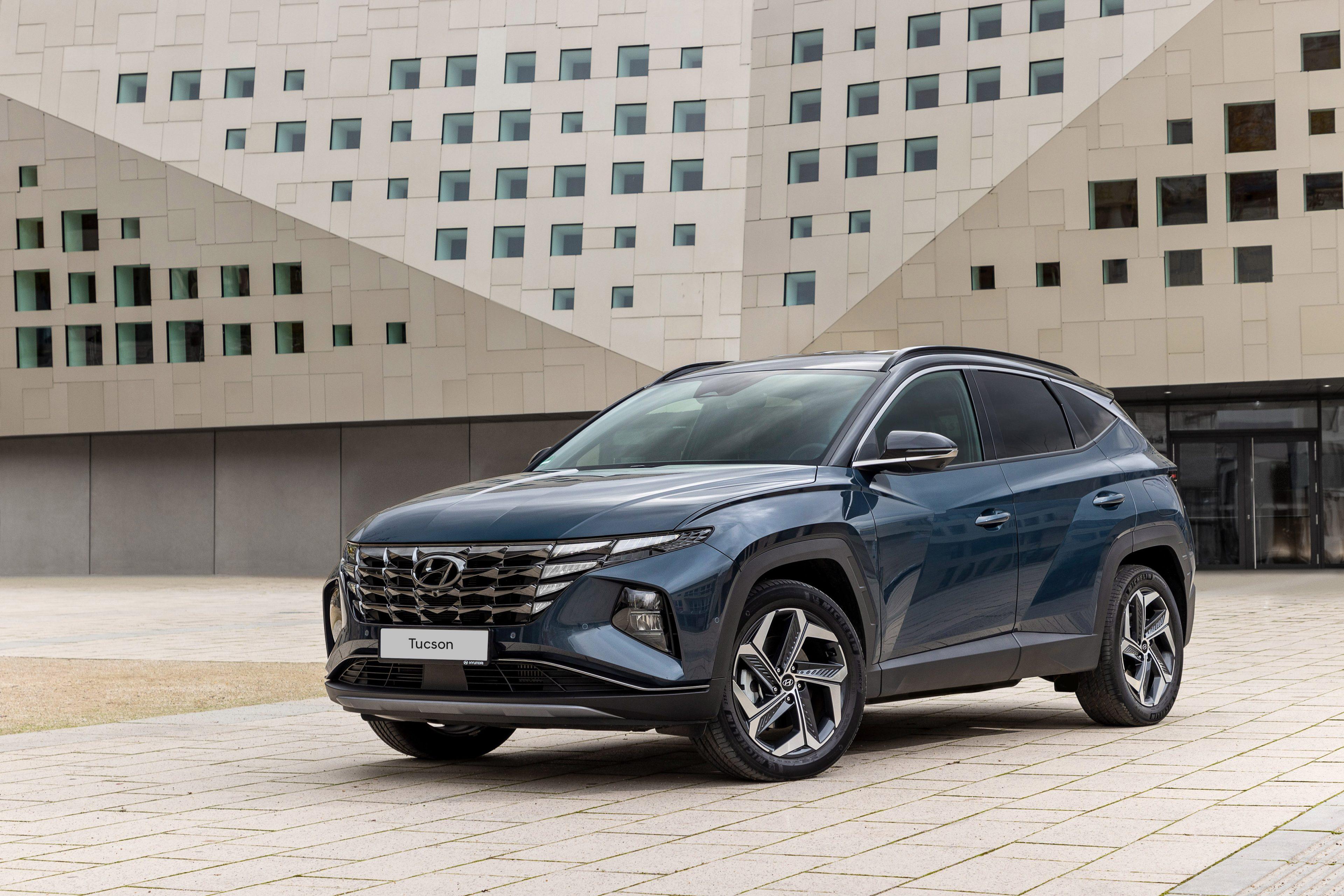 Hyundai Tucson Mild Hybrid